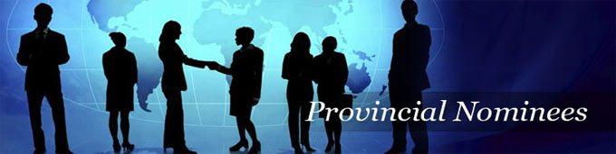 Provincial Nominee Program PNP Business Entrepreneur Immigration