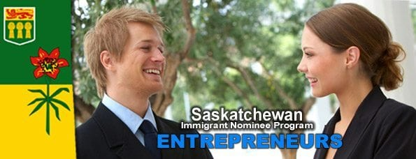 Saskatchewan Immigration Nominee Program Entrepreneur
